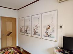 梅兰竹菊系列